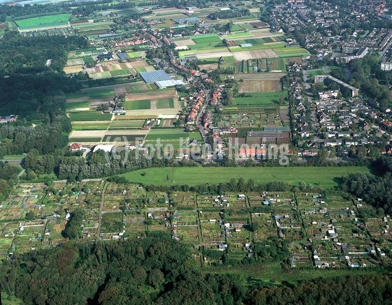Beverwijk Creutzberglaan Westelijke randweg 2001 lfh  01100532