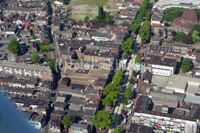 Beverwijk Breestraat Harddraverij 1995 lfh 950810116