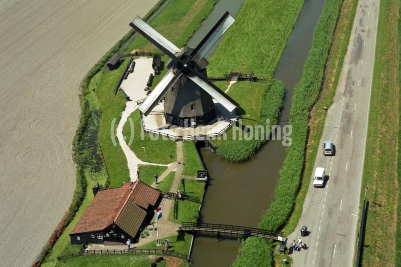 Museum molen Schermerhorn 1999 lfh 99052734-001