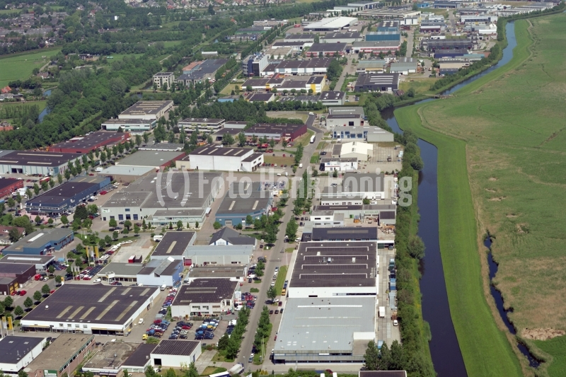 Alkmaar Beverkoog Industrie terrein 1999 lfh 99052768-042
