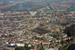 Denbosch Centrum met kathedraal 2000 lfh 000322022-019
