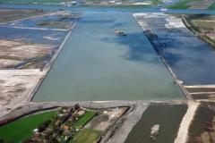 Amsterdam Havens Afrika haven bouw  2000 lfh 000409080-033