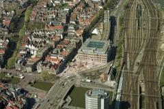 Amsterdam de Droogbak Haarlemmerstraat Westerdok straat 2000 lfh 000410017-037