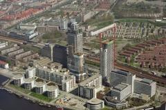Amsterdam Mondriaan Rembrand toren  2000 lfh 000410025-035