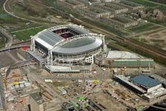 Amsterdam Zuid-Oost Arena afbouw 2000 lfh 000410026-036