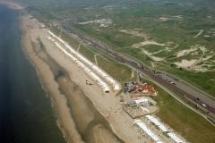 Bloemendaal aan Zee strand Recreatie 2000 lfh 000510018-045