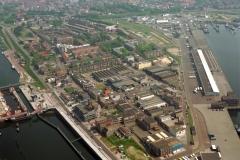 IJmuiden Oud-IJmuiden Vishallen havenkade 2000 lfh 000510027-047