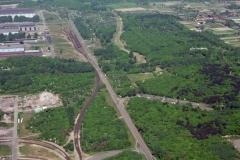 Beverwijk Hoogovens Corus oostflank Westelijke randweg gebied 2000 lfh 000511012-049