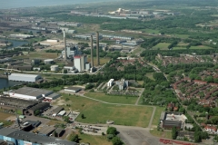 Velsen-Noord Pen centrale CVG  Hoogovens Corus Walserijen Noord terrein 2000 lfh 000515021-057