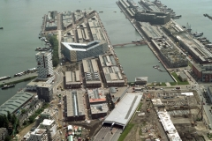 |Amsterdam Piet hein tunnel Oostelijkhaven gebied Eriskade 2000 lfh 000526028-061