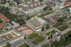 Amstelveen stadshart Binnenhof Rembrandweg 2000 lfh 000602028-063