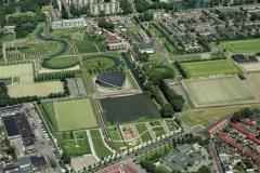 Beverwijk Park Overbosch BHC Overbosch Sporthal 2000 lfh 000616003-075