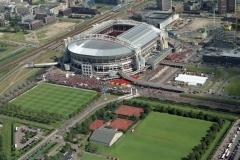 Amsterdam Arena EK voetbal 2000 lfh 000629023-088