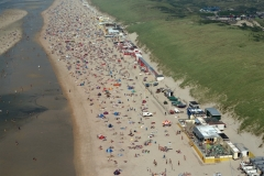 Bakkum Strand recreatie drukte 2000 lfh 000801038-106