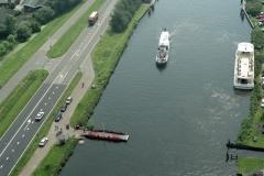 Akersloot Het Pontje Noordhollands kanaal 2000 lfh 000801051-107