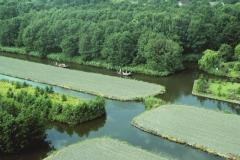 Broek op Langedijk 1000 eilanden bootjes plassen recreatie 2000 lfh 000801058-110