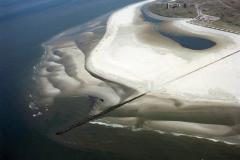 Texel De Cocksdorp Vuurtoren strand aanwas 2000 lfh 000812071-137