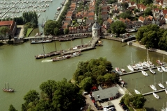 Hoorn Haven Houtenhooft Bruinevloot schepen 2000 lfh 00081267