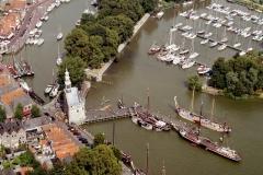 Hoorn Haven Houtenhooft Bruinevloot schepen 2000 lfh 00081270