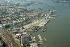 Amsterdam Haven Westerdoksdijk Havenkantoor 2000 lfh 000819001-138