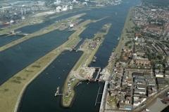 IJmuiden Sluizen  complex overzicht 2000 lfh 000819068-144