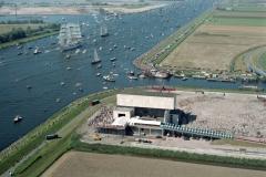 Zaanstad Sail 2000 Sail-inn Noordzee kanaal bij Nauerna Buko presentatie  LFH 00082411-029