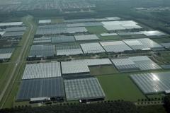 Flevo polder kassen gebied 2000 lfh 00082470-024