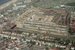 Zandvoort Duinwijk Station en omgeving 2000 lfh 000919061-151
