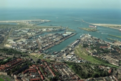 IJmuiden havens richting zee 2000 lfh 000919094-154