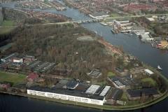 Zaandam Hembrugterrein Zijkanaal G Voor zaan 2001 lfh 010209071-016