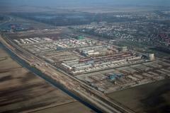 Hoofddorp west Zwaanshoek bouw 2001 lfh 010306027-022