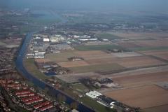 Cruquis Spieringweg Ringvaart bouw 2001 lfh 010306035-023