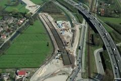 Gorkum Betuwelijn tunnels aanleg 2001 lfh 010402066-034