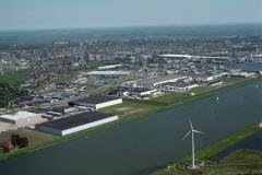 Zaandam Westzaner polder Noordzeekanaal 2001 lfh 010512002-078