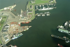 Den Helder Paleiskade Veerhaven TESO 2001 lfh 011005053-182