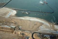 IJmuiden bouw 3ehaven IJmond haven 2002 lfh 020110023-001