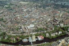 Groningen Centrum Gronings museum voorgrond 2002 lfh 020516033-037