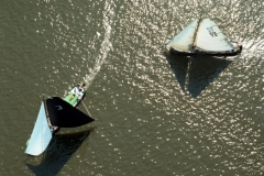 Hegemermeer frl Skutsjesilen Zeilen watersport 2002 lfh 020730241-112