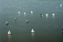 Hegemermeer frl Skutsjesilen Zeilen watersport 2002 lfh 020730243-105