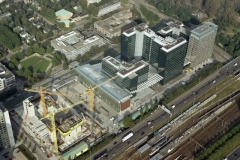 Amsterdam Zuid-As WTC bouw 2002 lfh 021001076-095