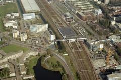 Zaandam Station Zaandam en omgeving 2002 lfh 021010021-097