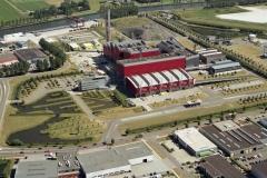 Alkmaar Boekelermeer Vuilverbranding HVC en omgeving NH kanaal 2003 lfh 030714011-015