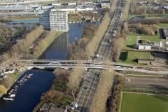 Zaandam Poelenburg Vlinderbrug thorbeckeweg N516 2003 lfh 031128030-032