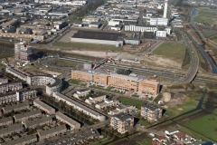 Haarlem station Spaarnwoude Ikea Amsterdamse vaart 2003 lfh 040220004-033