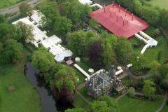 Hoevelaken Landgoed Hoevelaken 50 jaar bouwfonds party tenten 1996 lfh 96052548-019