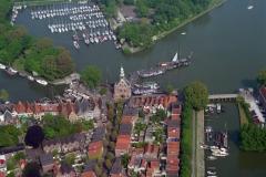 Hoorn Haven 'T Houtenhooft vluchthaven Bruine vloot  1996 lfh 96060573-036
