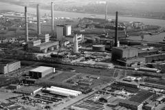 Velsen-noord Pen terrein bouw E 25  1983  lfh  83041902-04
