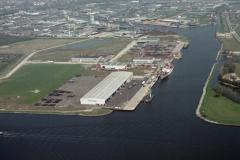 Velsen-Noord Noord Wijkermeer polder havens 1988 lfh 88042718