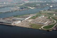 Amsterdam Westhaven Ford terrein 1988 lfh 88042739