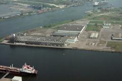 Amsterdam Westhaven Ford terrein 1988 lfh 88042740
